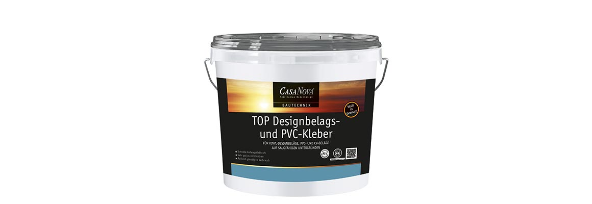 TOP Designbelags- und PVC-Kleber